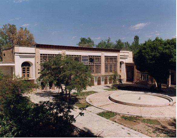 خانه قدیمی دکتر صالحی