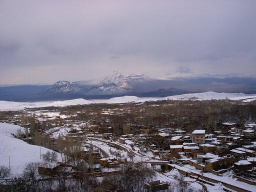 جلفا -روستای سیه سران